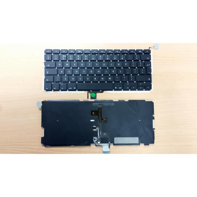 apple macbook pro 13 unibody a1278 clavier uk achat. Black Bedroom Furniture Sets. Home Design Ideas