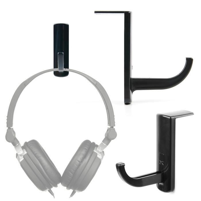 Porte casque audio pour beats by dr dre solo hd v2 pro - Porte casque audio ...