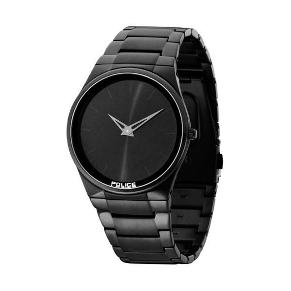 montre homme quartz noir 12744jsb 02m classique achat vente montre soldes d t. Black Bedroom Furniture Sets. Home Design Ideas