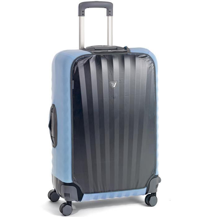 Housse de protection grande valise roncato ref ron31731 for Housse protection valise