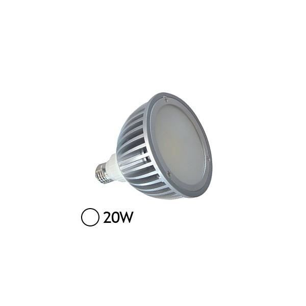 ampoule led 20w e27 par38 blanc jour achat vente ampoule led 20w e27 par38 b cdiscount. Black Bedroom Furniture Sets. Home Design Ideas