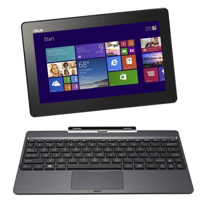 informatique tablettes tactiles ebooks tablette hybride asus ttaf dkb go f  asu