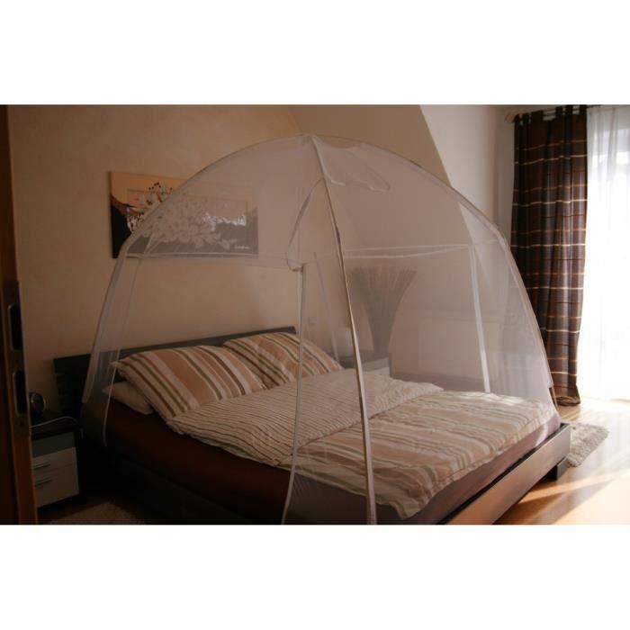 moustiquaire 200x180x155 cm moustiquaire pour le camping voyage jardin achat vente. Black Bedroom Furniture Sets. Home Design Ideas