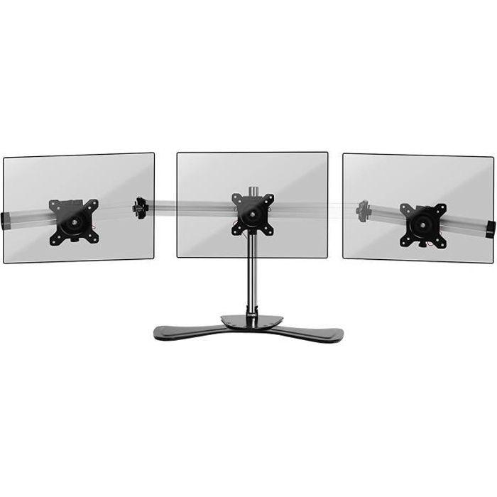 duronic dm753 support de montage de bureau inclinable. Black Bedroom Furniture Sets. Home Design Ideas