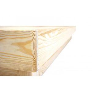 Structure de lit en bois achat vente structure de lit en bois pas cher - Lit bois massif pas cher ...