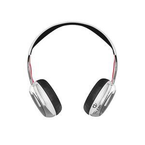 SKULLCANDY GRIND Casque audio avec micro blanc