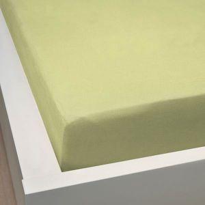 drap housse jaune achat vente drap housse jaune pas cher cdiscount. Black Bedroom Furniture Sets. Home Design Ideas