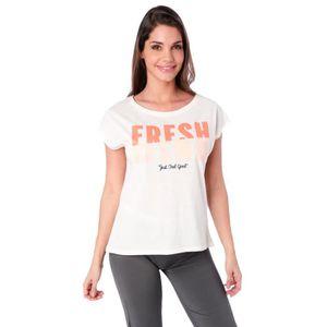 T-SHIRT T-shirt ouvert au dos