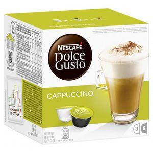 capsule de cappuccino dolce gusto achat vente capsule de cappuccino dolce gusto pas cher. Black Bedroom Furniture Sets. Home Design Ideas