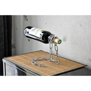 porte bouteille de vin metal achat vente porte bouteille de vin metal pas cher cdiscount. Black Bedroom Furniture Sets. Home Design Ideas