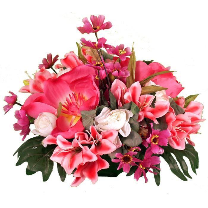 composition 0499 speciale cimetiere achat vente fleur artificielle cdiscount. Black Bedroom Furniture Sets. Home Design Ideas