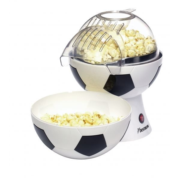 super appareil pop corn au design ballon de foot achat vente machine pop corn cdiscount. Black Bedroom Furniture Sets. Home Design Ideas