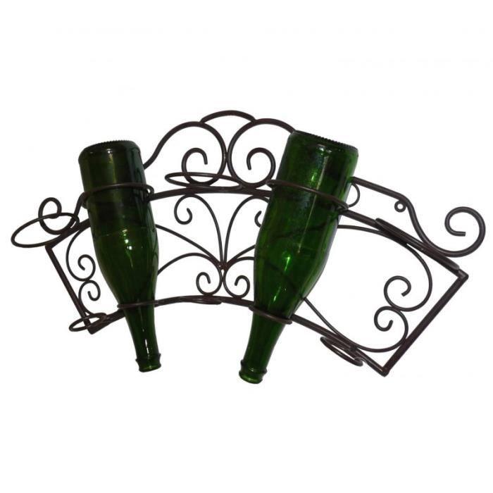 porte bouteille etagere a vin achat vente porte bouteille etagere a vin pas cher cdiscount. Black Bedroom Furniture Sets. Home Design Ideas