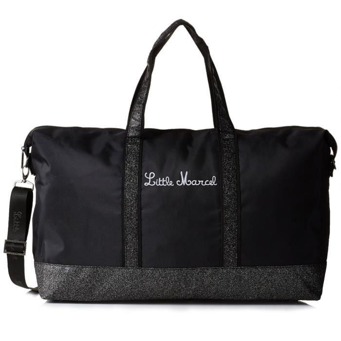 sac little marcel dax noir achat vente sac de voyage 3700583657499 soldes d hiver d s le. Black Bedroom Furniture Sets. Home Design Ideas