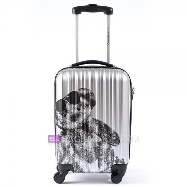 valise 46cm lulu castagnette achat vente valise bagage 2009953110499 cdiscount. Black Bedroom Furniture Sets. Home Design Ideas