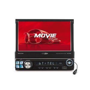 """CALIBER RMD574BT Autoradio écran tactile 7"""" USB SD"""