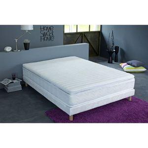 distri sommeil surmatelas 140x190 mousse m moire achat vente sur matelas cdiscount. Black Bedroom Furniture Sets. Home Design Ideas