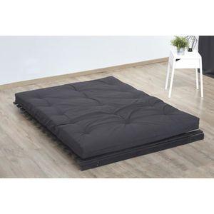 futon tatami achat vente futon tatami pas cher cdiscount. Black Bedroom Furniture Sets. Home Design Ideas