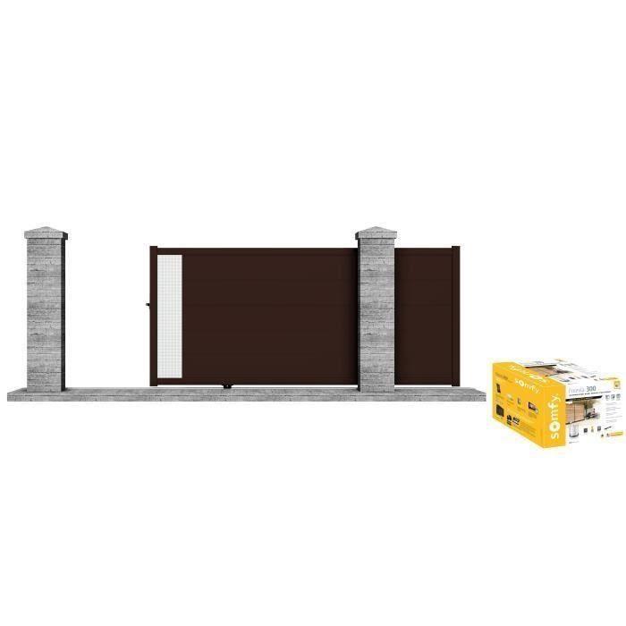 portail coulissant 5m achat vente portail coulissant 5m pas cher cdiscount. Black Bedroom Furniture Sets. Home Design Ideas