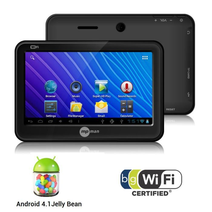 User manual for google android tablet