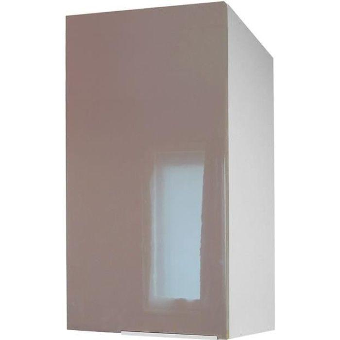 meuble cuisine couleur taupe meuble cuisine gris taupe la. Black Bedroom Furniture Sets. Home Design Ideas