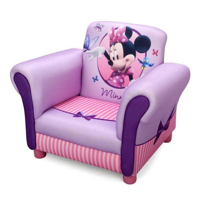 Delta children minnie fauteuil enfant enfant achat vente fauteuil solde - Fauteuil pour petite fille ...