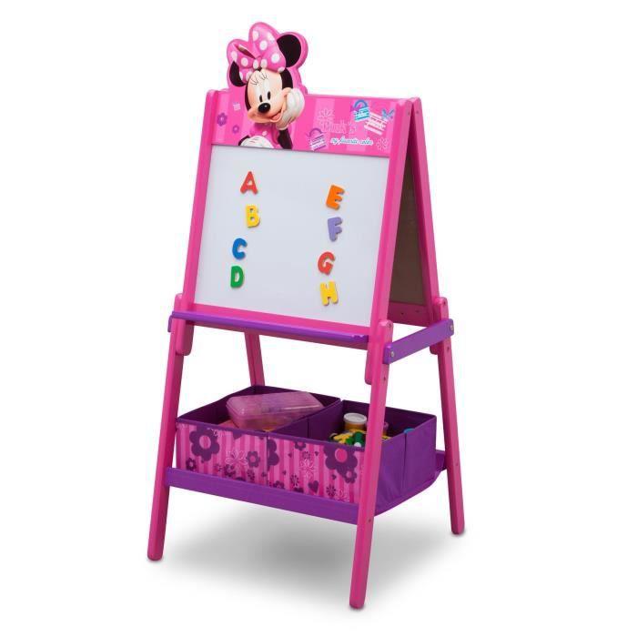 Minnie chevalet en bois achat vente tableau enfant mn - Tableau enfant bois ...