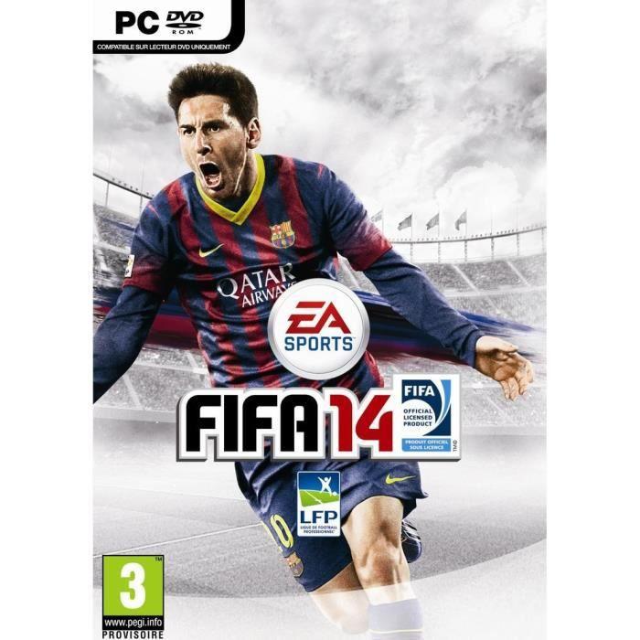 JEU PC FIFA 14 Jeu PC