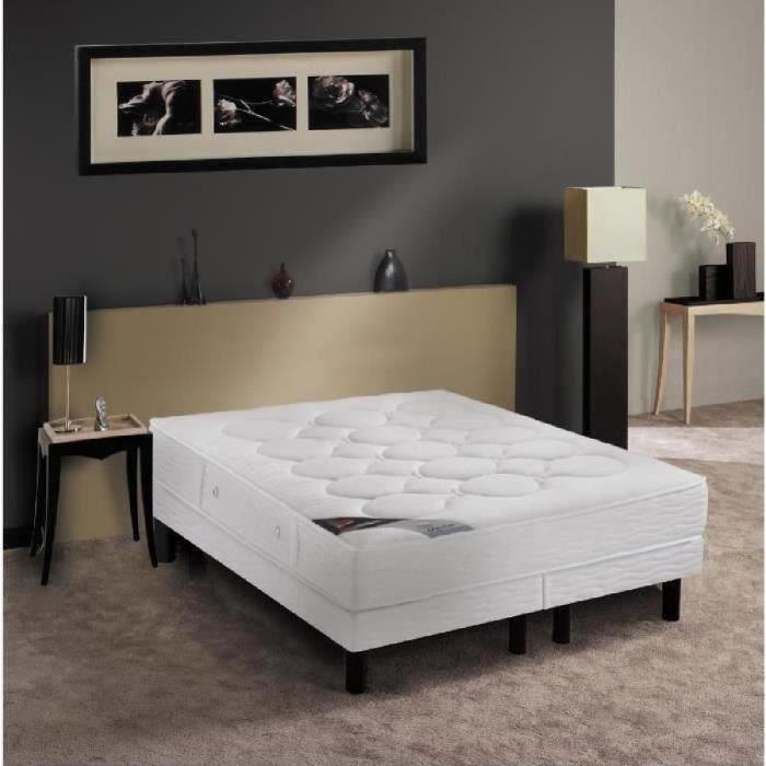 les concepteurs artistiques matelas ressorts 160 x 200 cm epeda bomba ii. Black Bedroom Furniture Sets. Home Design Ideas
