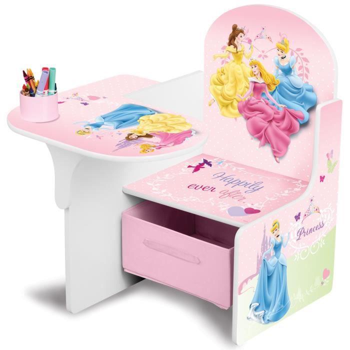 disney princesses chaise bureau et rangement achat vente bureau disney princesses chaise bur. Black Bedroom Furniture Sets. Home Design Ideas
