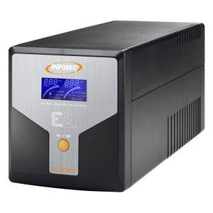 INFOSEC UPS SYSTEM Onduleur E2 LCD 1000