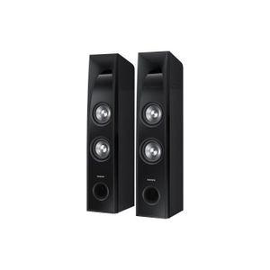 SAMSUNG TWJ5500 - Home cinéma 2 enceintes + caisson de basse intégré