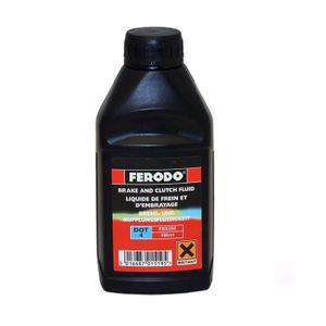 BRAKEDOT4-500 Liquide Frein Dot4 500ml