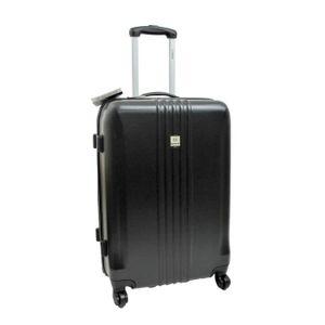 valise rigide 4 roues 60 cm achat vente valise rigide 4 roues 60 cm pas cher soldes. Black Bedroom Furniture Sets. Home Design Ideas