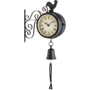 Horloge de gare achat vente horloge de gare pas cher - Horloge murale geante pas cher ...