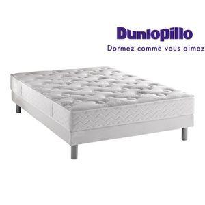 ENSEMBLE LITERIE Ensemble Dunlopillo matelas Aero luxe 180x200 + 2