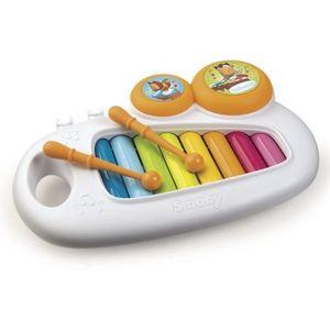 xylophone bebe achat vente jeux et jouets pas chers. Black Bedroom Furniture Sets. Home Design Ideas