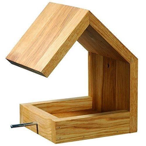luxus vogelhaus 46850e mangeoire oiseaux en bois de. Black Bedroom Furniture Sets. Home Design Ideas