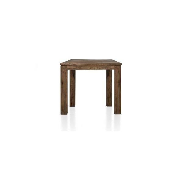 Table de salle manger 90 x 90 cm ch ne massif masters i for Table salle a manger 70 cm