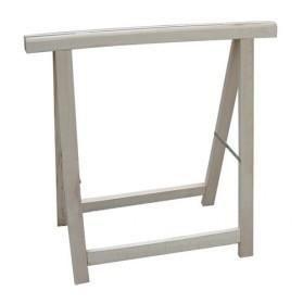 tr teau pliant h tre 75x75 cm achat vente tr teau. Black Bedroom Furniture Sets. Home Design Ideas