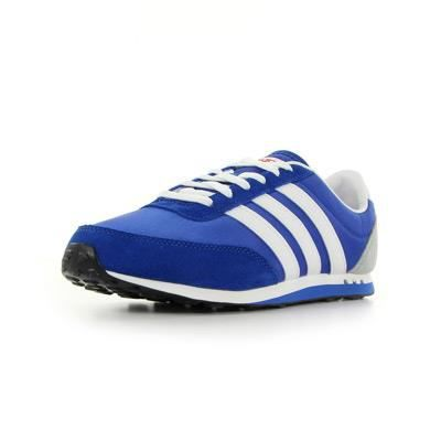 Adidas Bleu Blanc