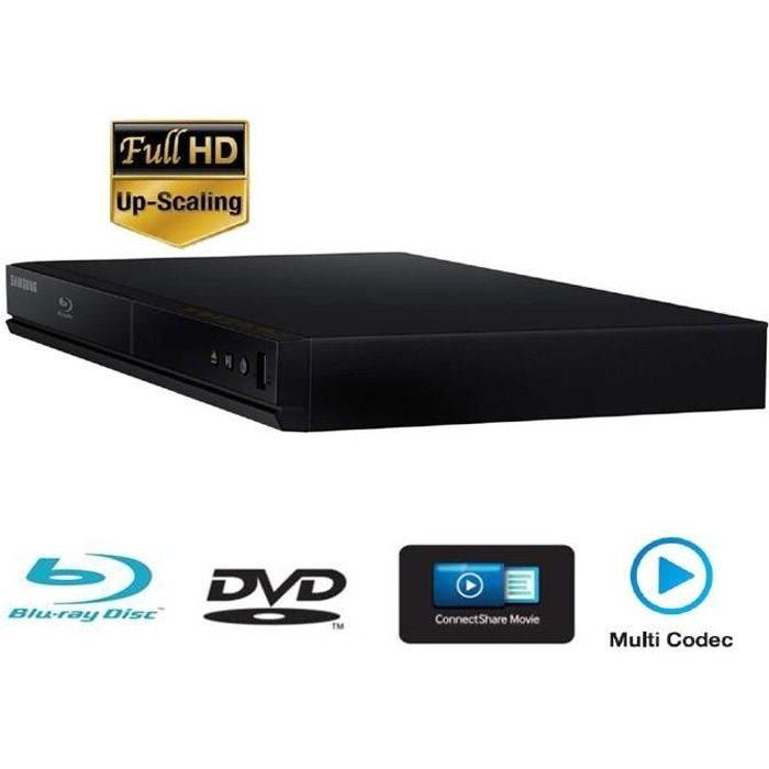 samsung bd j4500 lecteur blu ray dvd full hd usb lecteur. Black Bedroom Furniture Sets. Home Design Ideas