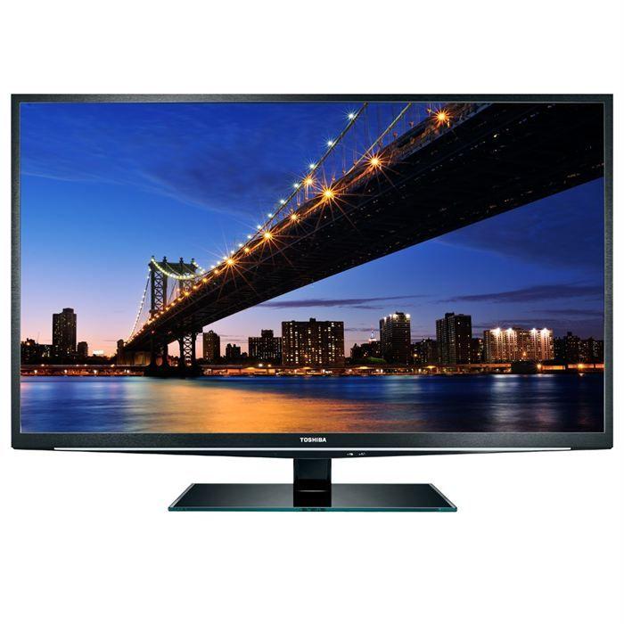 toshiba 32tl500 tv 3d 81 cm t l viseur led prix pas cher cdiscount. Black Bedroom Furniture Sets. Home Design Ideas
