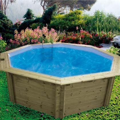Piscine bois oc ane 3 80 x 1 30 m achat vente kit piscine piscine bois oc ane cdiscount for Piscine bois cdiscount