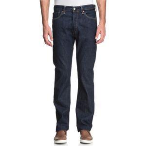 JEANS LEVI'S Jean 501 Straight Homme Regular
