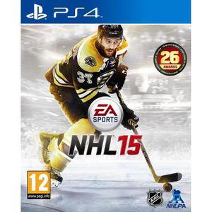 JEU PS4 NHL 15 Jeu PS4