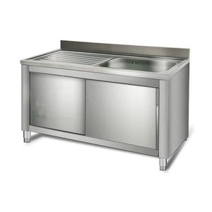 meuble cuisine inox - achat / vente meuble cuisine inox pas cher ... - Cuisine Inox Particulier