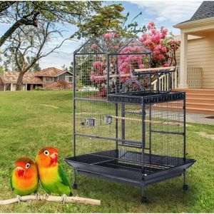 mangeoire pour oiseaux en cage achat vente mangeoire pour oiseaux en cage pas cher soldes. Black Bedroom Furniture Sets. Home Design Ideas