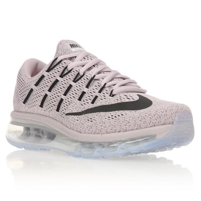 nike baskets chaussures running wmns air max 2016 femme. Black Bedroom Furniture Sets. Home Design Ideas