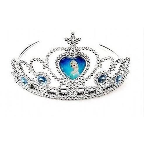 Couronne tiare elsa frozen reine des neiges disney achat vente bijoux d guisement cdiscount - Boite a bijoux reine des neiges ...